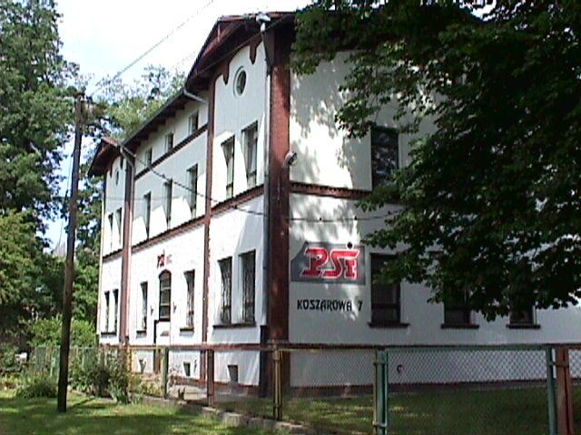 PSI budynek